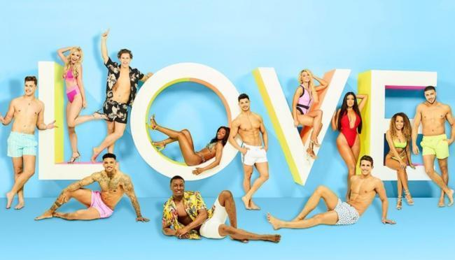 The original Love Island cast this year