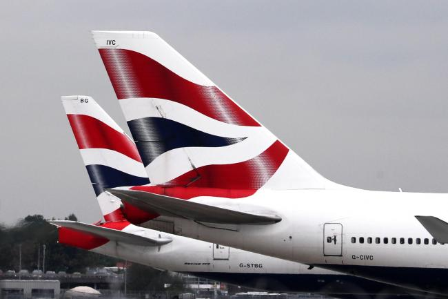 British Airways pilots went on strike on Monday and Tuesday (PA)