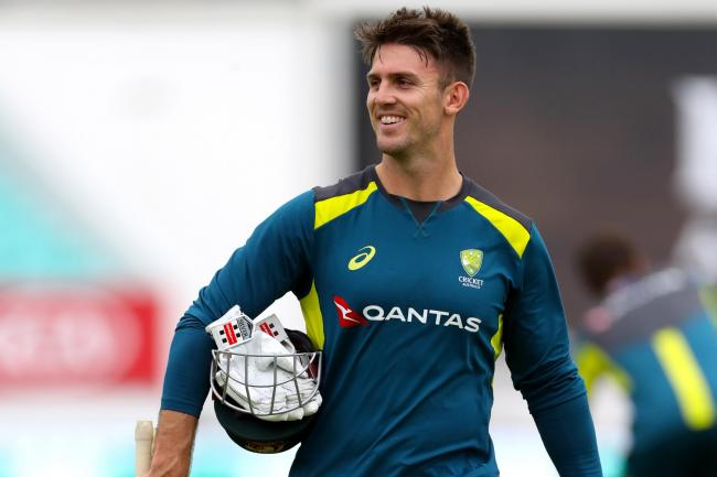 Mitch Marsh has been recalled by Australia