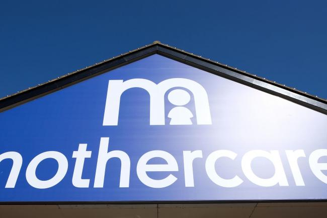 2,500 jobs at risk at 79 Mothercare stores set to close