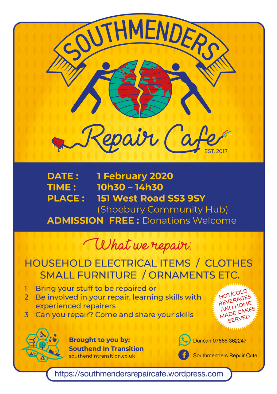 Southmenders Repair Cafe