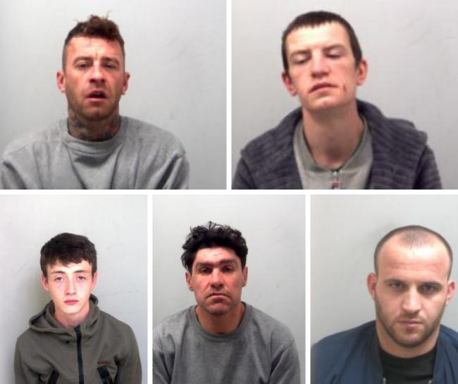 Locked up in lockdown: The vile Essex criminals sent to jail since April