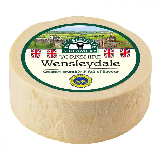 Brentwood Live: Wensleydale cheese. Picture credit: Wensleydale Creamery
