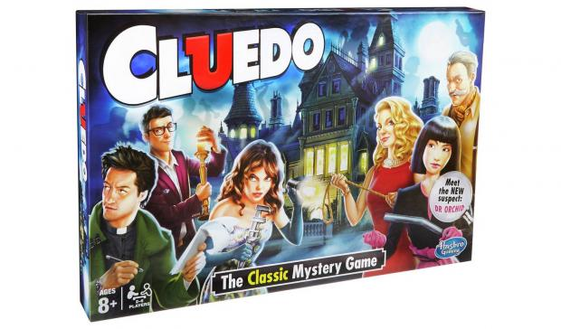 Brentwood Live: Cluedo board game. Picture: Hasbro Gaming