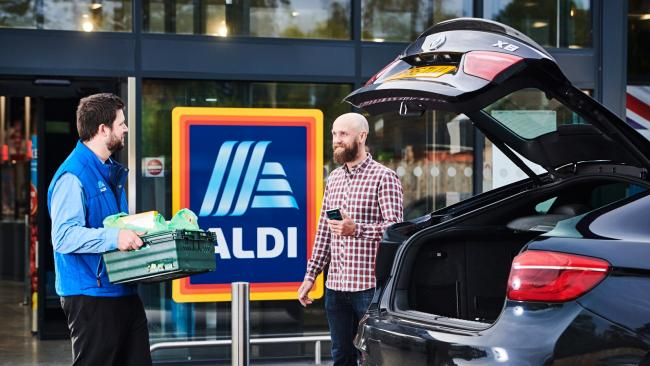 Aldi launch 'click and collect' trial - but will it be extended across the UK? Picture: PA Wire