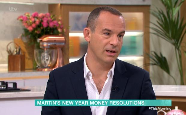 Brentwood Live: Martin Lewis speaking on ITV's This Morning