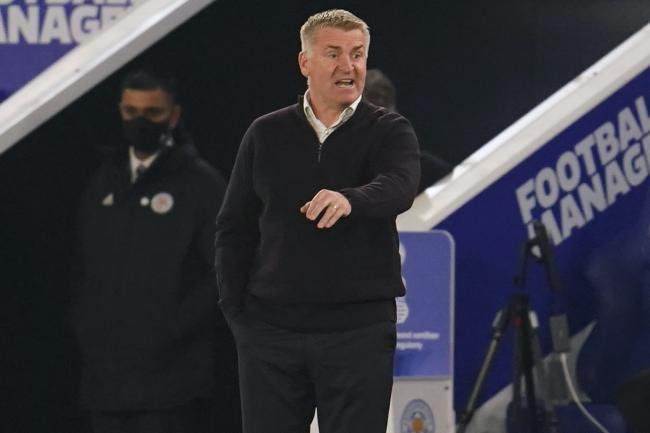 Dean Smith is refusing to get carried away with Villa's start to the season