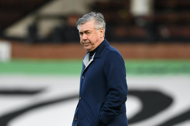 Carlo Ancelotti admits he did not expect Everton's Dominic Calvert-Lewin to show this level of consistency