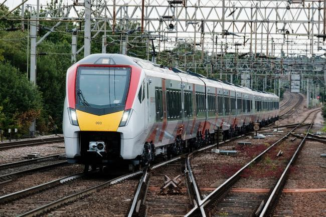 Railway line blocked after person is hit by train near to Essex station. Picture: Greater Anglia