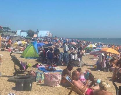The best beaches to visit across Essex now restrictions have eased