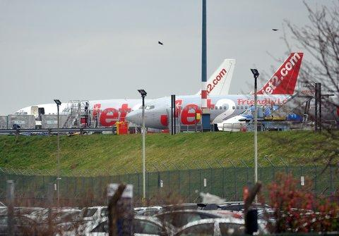 Brentwood Live: Jet2 planes grounded at Leeds-Bradford