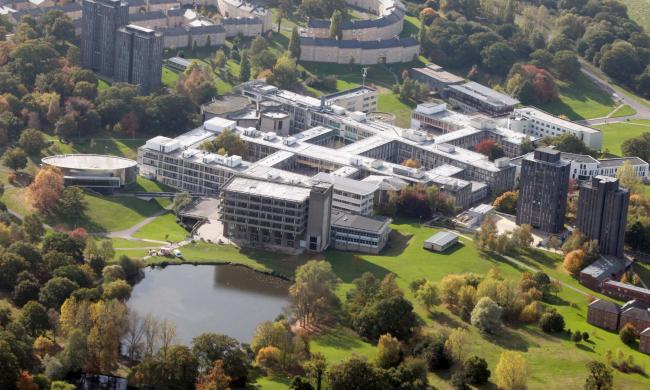Essex University staff set to take industrial action over pensions dispute
