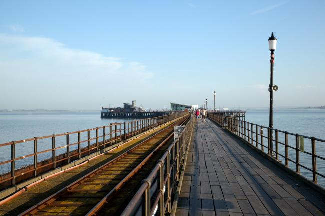 Real ale and folk festival on Southend Pier to mark English Tourism Week