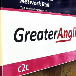 Brentwood Live: Investigators studied an incident in which a Greater Anglia train hit a stationary train at platform six at Norwich station