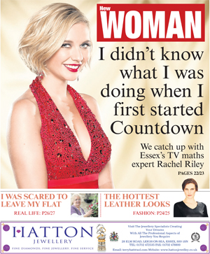 Brentwood Live: New woman 10th Nov - Echo