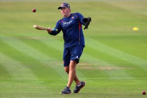 Behind the deal - Essex Cricket Head Coach Chris Silverwood Picture: GAVIN ELLIS/TGSPHOTO