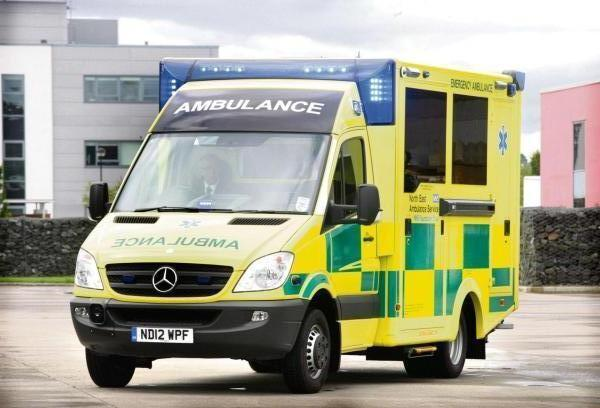Staff and patients thanked as Christmas ambulance calls decrease