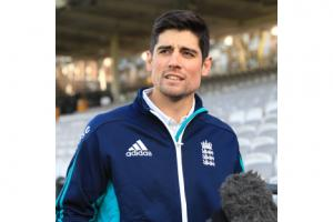 Stepped down - Neil Foster has backed Alastair Cook's decision to step down