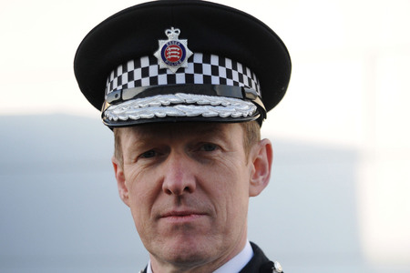 Welcome - Chief Constable Stephen Kavanagh