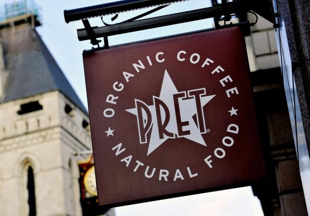 Brentwood Live: CLOSED: Pret A Manger. Picture: PA Wire