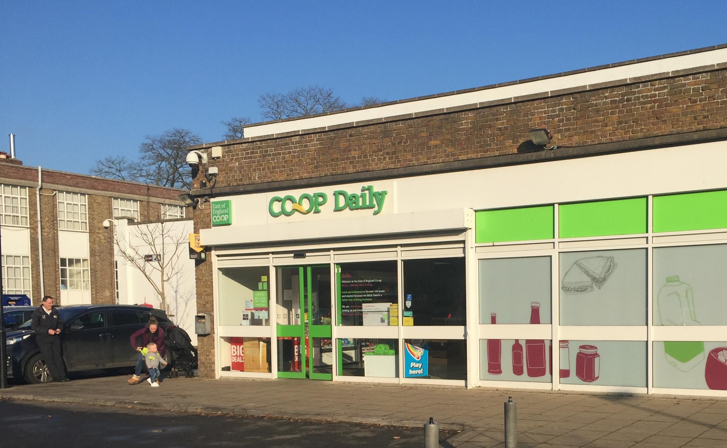 Dad in court over Co-op robbery probe
