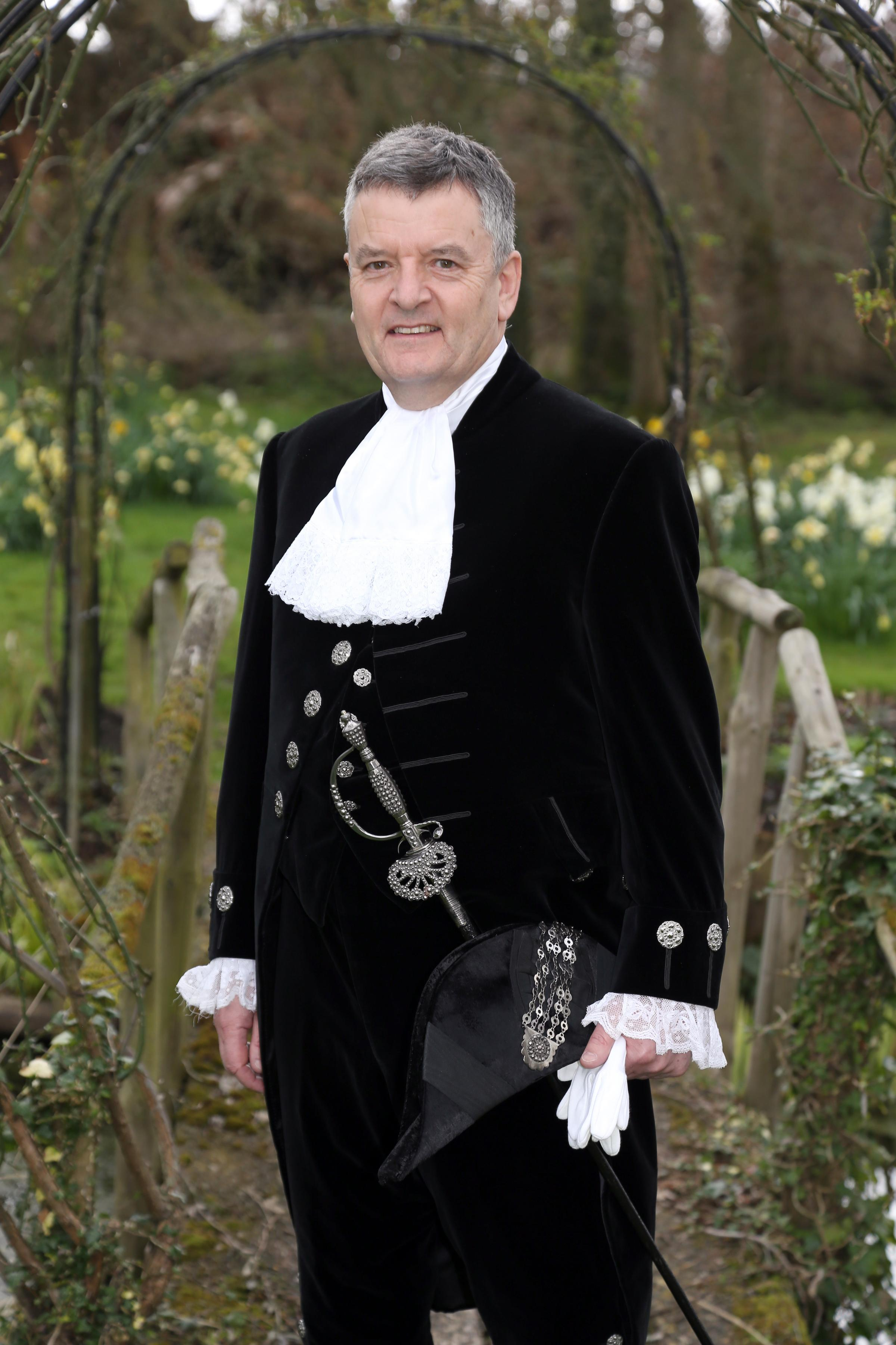New high sheriff is appointed for Essex
