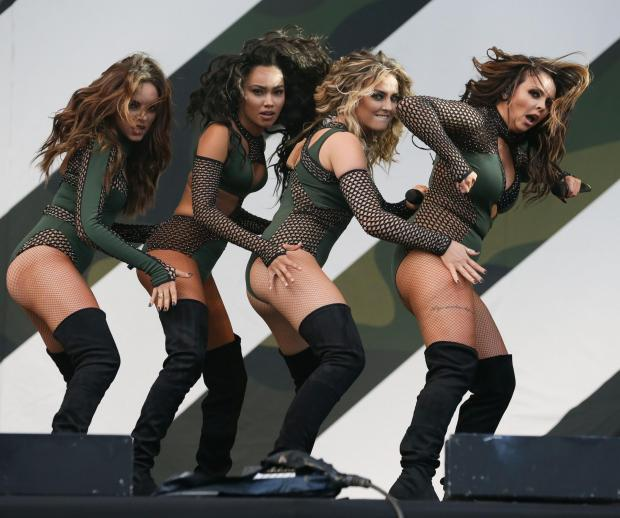Brentwood Live: Big name - Little Mix at the V Festival