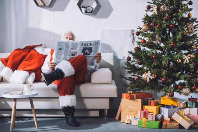 What bosses can learn from Santa