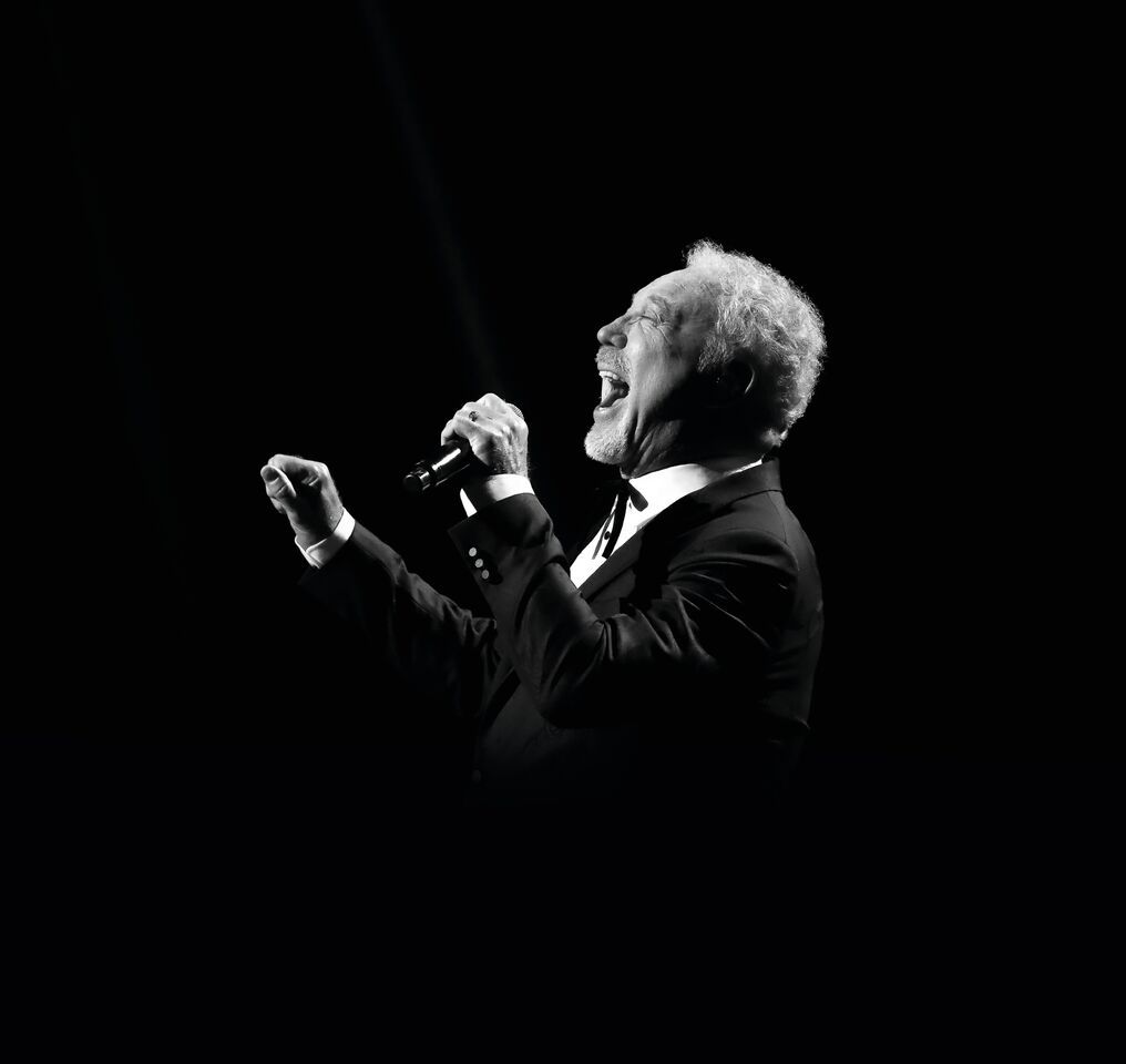 Legend - Sir Tom Jones will be performing at Colchester's Castle Park (photo by LHG Live)