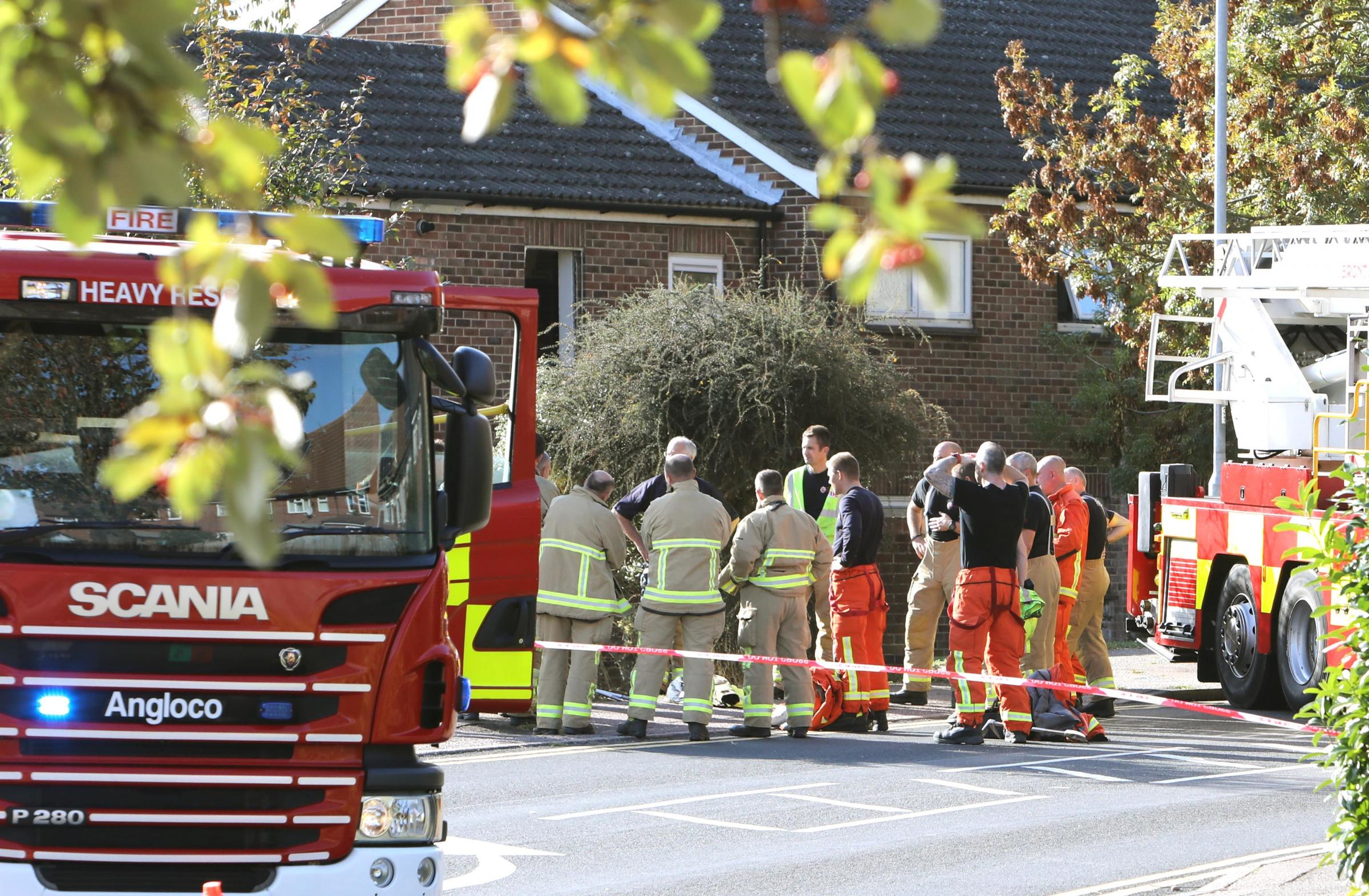 Concerns - Fire Bridge Union members have raised fears over the fire and rescue plan