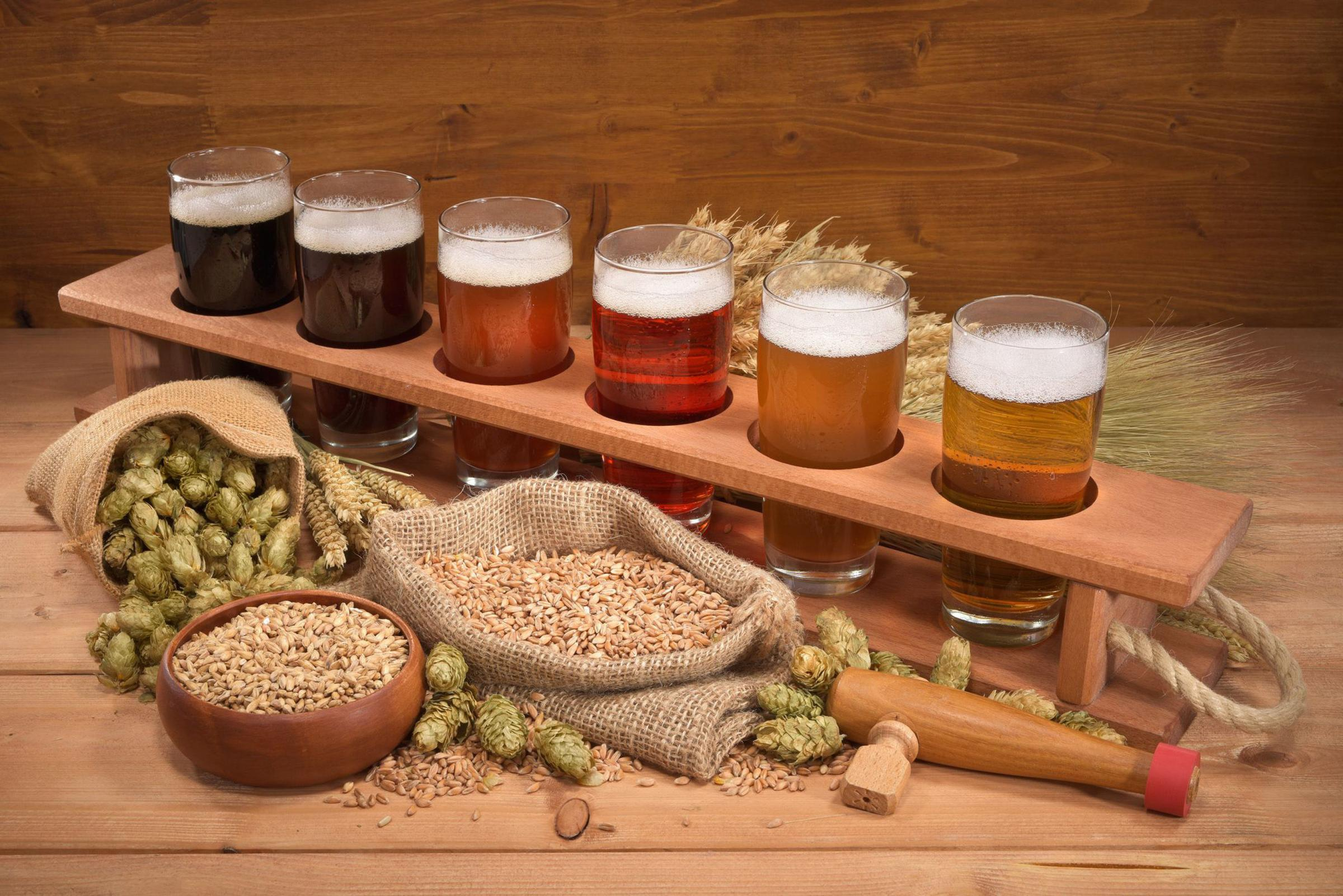 Grains of change- More women are getting into the beer industry