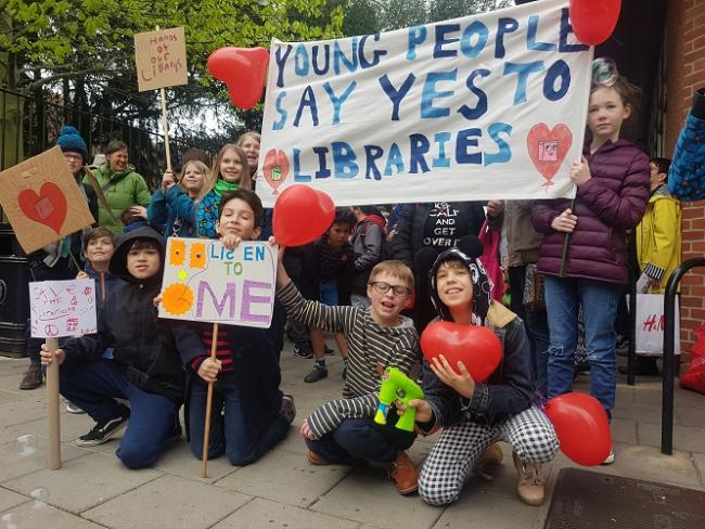 Ex-Waterstones boss says County Hall must revive library service not cut it