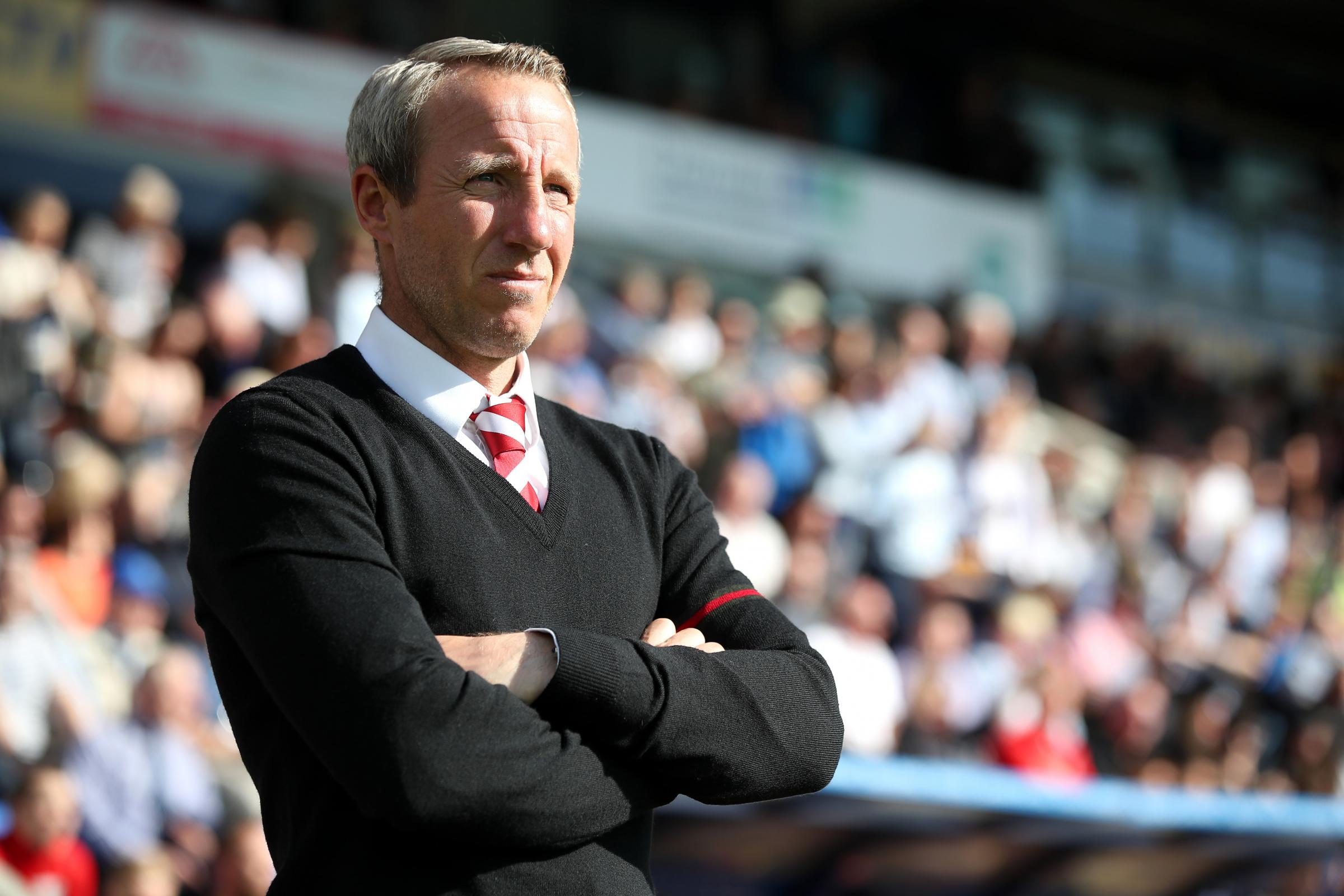 Charlton manager Lee Bowyer could be just 90 minutes away from Wembley