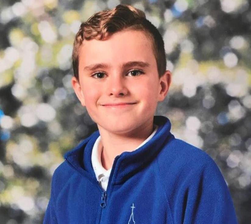 Tributes paid to Leo, 9, who died in locker fall at school