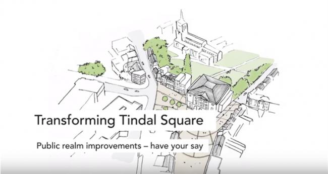 Ambitious plans unveiled to revamp public space in town centre