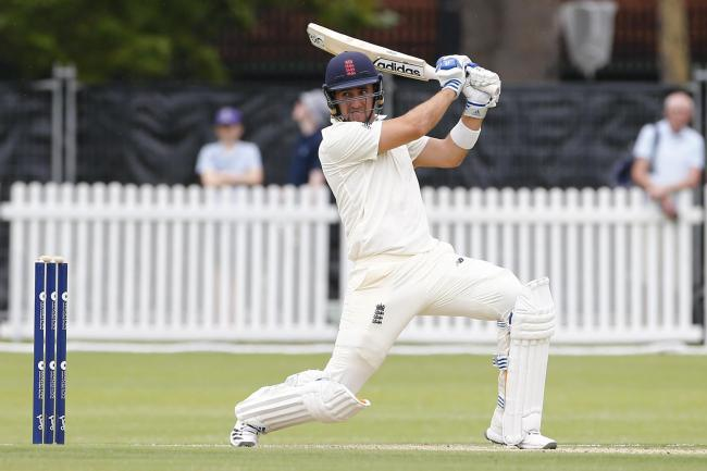Lancashire's Liam Livingstone impressed despite difficult circumstances